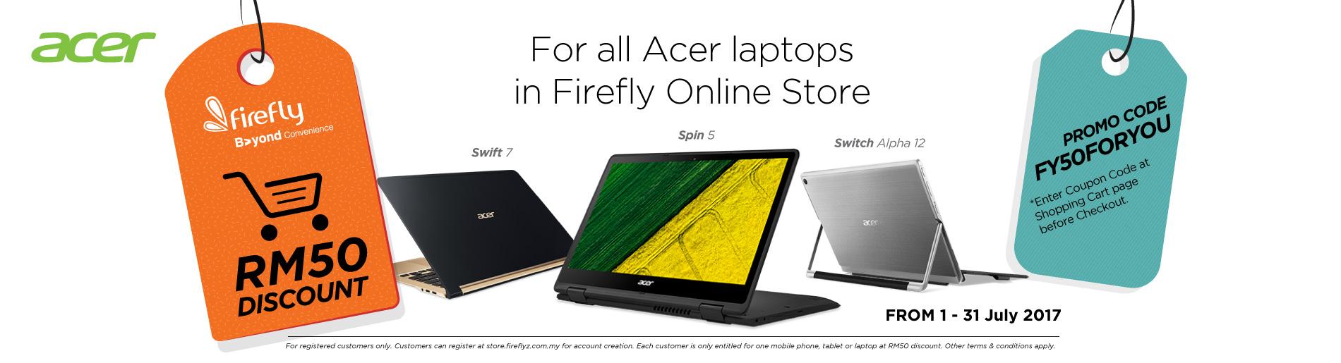 RM50 Acer