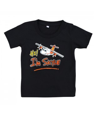 Firefly Kid T-shirt Black