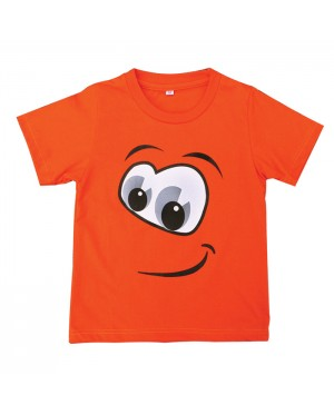 Firefly Kid T-shirt Orange