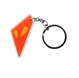 Firefly Tail Keychain